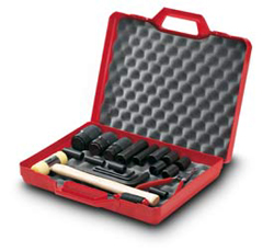 Leuco's tool kit for pumps